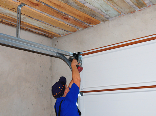Install-new-garage-door-houston